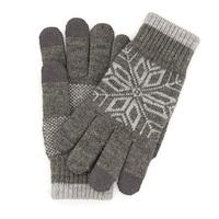 Перчатки Xiaomi Touchscreen Winter Wool Gloves Gray