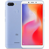 Xiaomi Redmi 6 4GB/64GB Blue/Голубой Global Version